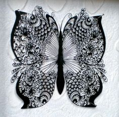 Master of intricate paper cutting, Hina Aoyama specialises in organic forms and text, creating these wonderful paper cut butterflies, . Quilling Butterfly, Paper Butterflies, Paper Cutting, Papercut Art, Butterfly Migration, Origami, Cut Out Art, Paper Lace, 3d Wall Art
