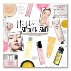 """""""Hello Smooth Skin!"""" by lauren-a-j-reid ❤ liked on Polyvore featuring beauty, Zara, Herbivore Botanicals, Bobbi Brown Cosmetics, Stella & Dot, By Terry, Sonia Kashuk, de Mamiel, Clarins and Dr. Sebagh"""