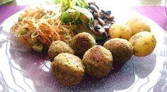 Des boulettes véganes qui changent des traditionnelles recettes aux haricots, pois chiches et autres légumineuses. Faciles, délicieuses et originales. Miam!