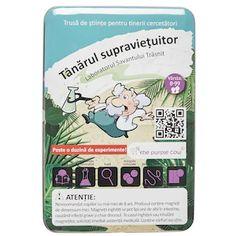 Cauți Kit Supravietuire Multifunctional ? Alege din oferta eMAG.ro Multifunctional, Trekking, Cow, Camping, Books, Lantern, Campsite, Libros, Book
