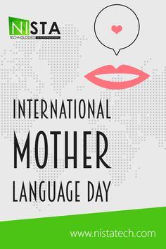 Languages connect the world.  Happy #MotherLanguageDay! हर बोली, हर भाषा को सलाम ! अन्तर्राष्ट्रीय मातृभाषा दिवस