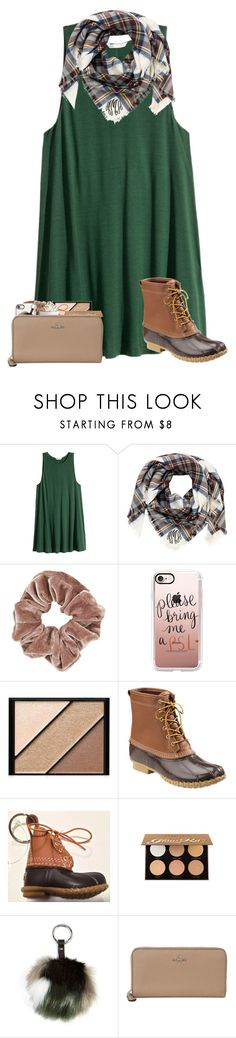 """""""ugh i can't wait for fall"""" by mmadss ❤ liked on Polyvore featuring Aggie Gray, Topshop, Casetify, Elizabeth Arden, L.L.Bean, Anastasia Beverly Hills, Vera Bradley and Coach"""