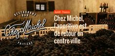 Chez Michel, l'aperitivo est de retour en centre-ville