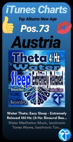 Deep Meditation, Meditation Music, Itunes Charts, Rem Sleep, Top Albums, Addiction Help, Binaural Beats, Theta, New Age