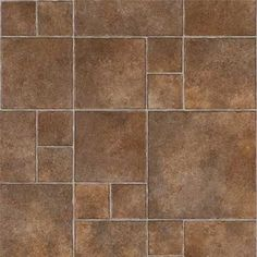 Kitchen floor tile, but with more variation in color out of mosaic or listello Kitchen Tiles, Kitchen Flooring, Kitchen Decor, Ceramic Floor Tiles, Tile Floor, Floor Design, House Design, Farm House Colors, Vinyl Flooring