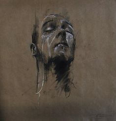 Guy Denning Sketches Occupy Wall Street drawing art