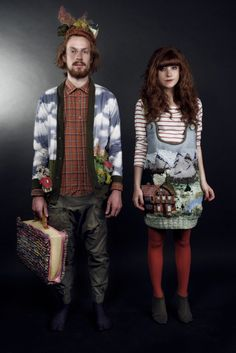 hipster fashion | couple, fashion, girl, guy, hipster, hipsters - inspiring picture on ...