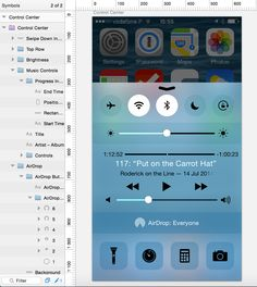 iOS 8 UI Kit + for Sketch