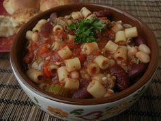 Deals to Meals: Pasta e' Fagioli Soup
