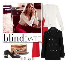 """""""What to Wear: Blind Date"""" by emavera ❤ liked on Polyvore featuring Fendi, J.W. Anderson, Proenza Schouler, Maison Margiela, women's clothing, women, female, woman, misses and juniors"""