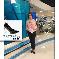 MARYPAZ en TV vía Tv Castilla La Mancha   ¡ Gracias por apostar por nuestro zapato de salón New Collection SS/17, disponible en 11 colores !   Visita tu tienda MARYPAZ más cercana y marypaz.com  #SoyYoSoyMARYPAZ #follow #spring #summer #fashion #verano #colour #tendencias #marypaz #locaporlamoda #BFF #igers #moda #zapatos #trendy #look #itgirl #primavera #SS17 #igersoftheday #girl #shoponline #online #compraya #MARYPAZenTV #TV #medios  Hazte con este ZAPATO DE SALÓN aquí o visitando tu…
