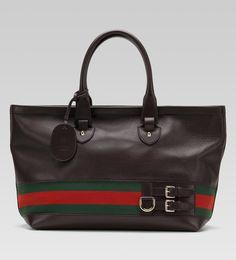 Gucci - Gucci heritage' large tote
