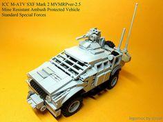 ICC M-ATV SXF Mk2 | by icycruel