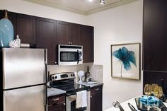The Enclave at Potomac Club in Woodbridge, VA 15200 Leicestershire St Apartment Communities, Wood Bridge, Interior And Exterior, Kitchen Cabinets, Club, Home Decor, Decoration Home, Room Decor, Cabinets