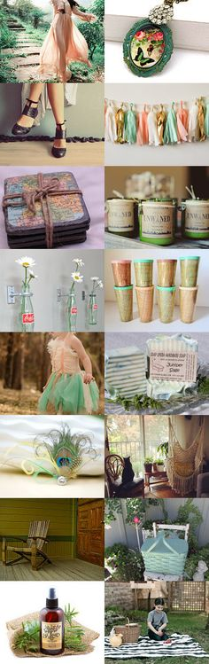 Summer Evening by Yvonne Stewart on Etsy--Pinned+with+TreasuryPin.com