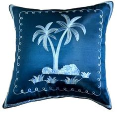 That's Perfect! Tropical Palms Decorative Silk Throw Pill... http://www.amazon.com/dp/B00IAD4GWC/ref=cm_sw_r_pi_dp_R1evxb0KCRZFD