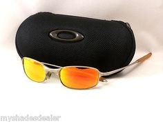 e855c18c5ac Oakley Square Wire Fire Iridium