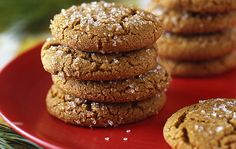 Gluten-Free Spiced Holiday Ginger Cookies (dairy free) - Refresh Natural Health
