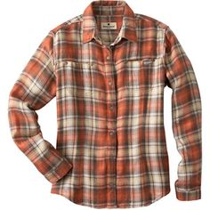 Woolrich Women's Sawyer Plaid Shirt Jac