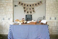 Breakfast-Themed Birthday Party - #ProjectNursery