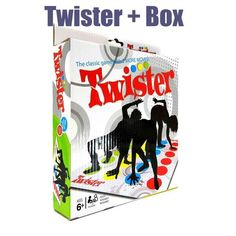 Hot sale board game, Classic Twister Game That Ties You Up In Knots Board Games