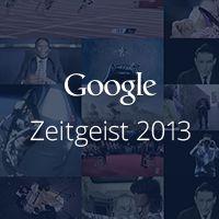 Google Zeitgeist 2013-Top Google Searches of 2013