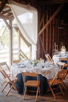 lace tablecloth overlays | Sera Petras #wedding
