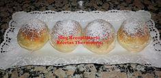 Recopilatorio de recetas thermomix: Bollos de mantequilla de Bilbao en Thermomix