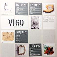Design story selection by Vigo!