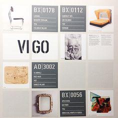 Design story selection by Vigo!