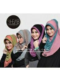 Hijab murah Rp 100.000