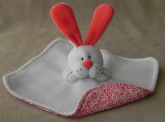 sewing for baby tutorials and patterns | this cute baby blankie simple to make and very easy for the baby to ...
