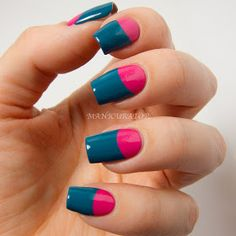 manicurator: Dior Vernis Bird of Paradise Collection Samba and Bahia duo Swatch and Review and Nail Art
