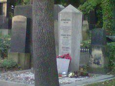 La tumba de Franz Kafka