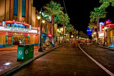Sunset Boulevard - Disney's Hollywood Studios