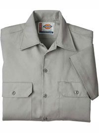 The Dickies 1574 short sleeve work shirt is sure to please the worker who has broad shoulders, or just needs a little extra room. The generous shoulder room makes this shirt very popular with all types of employees in the work force. http://www.bestbuyuniforms.com/detail.asp?id=DickieWS-1574 see more work shirts http://www.bestbuyuniforms.com/listing.asp?cid=70