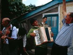 Gypsy Musicians, Moravian Region