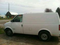 Potential Chevy Astro Van, Vans, Van