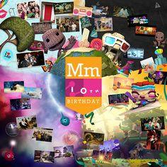 Media Molecule 10th Birthday