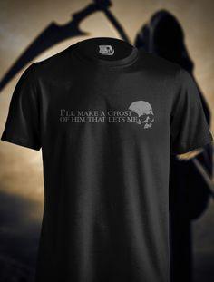 Ghost T-Shirt - Gruntworks11b