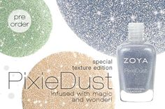 Well, Zoya decided to infuse the neutrals and Spring pastels in the latest collection of nail polish with a sugary sparkle that provides nails with texture. Description from ourvanity.com. I searched for this on bing.com/images