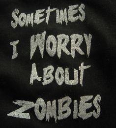 I really do....