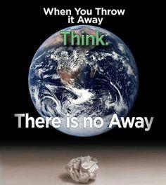 THINK GREEN, SUSTAINABILITY! THINK ZERO-WASTE!