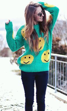 Fun Graphic Sweaters.