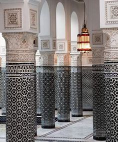 Named Hotel of the Year for 2010 by Tatler and Best Resort for 2010 by the Travel and Leisure Design Awards, the newest incarnation of the La Mamounia hotel in Marrakech is one gorgeous getaway
