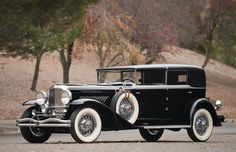 1934 Duesenberg Model J All-Weather Town Car