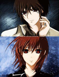 e9fe0cc5d882 Yuki and Kaname Yuki And Kaname