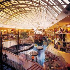 North Americas largest mall.....West Edmonton Mall, Edmonton, Alberta