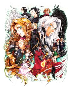 Final Fantasy 7!
