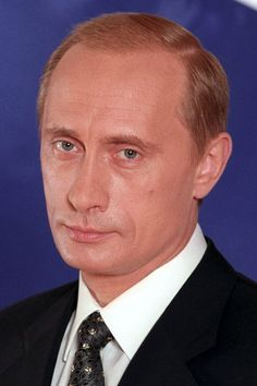 Vladimir Putin, Before and After - Beauty Editor